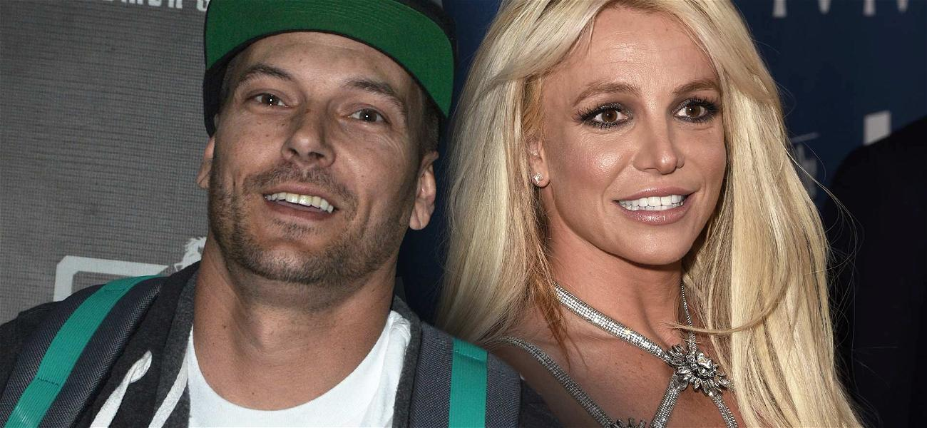 Britney Spears' Baby Daddy 'Commends' Star for Seeking Help While He Cares for Kids