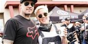 Pink & Carey Hart Get Revved Up for Good Ride Rally in Las Vegas