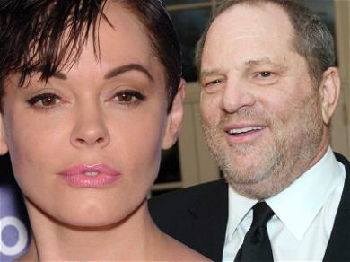 Rose McGowan Calls Harvey Weinstein a 'Monster,' Lashes Out at Hollywood's Silence