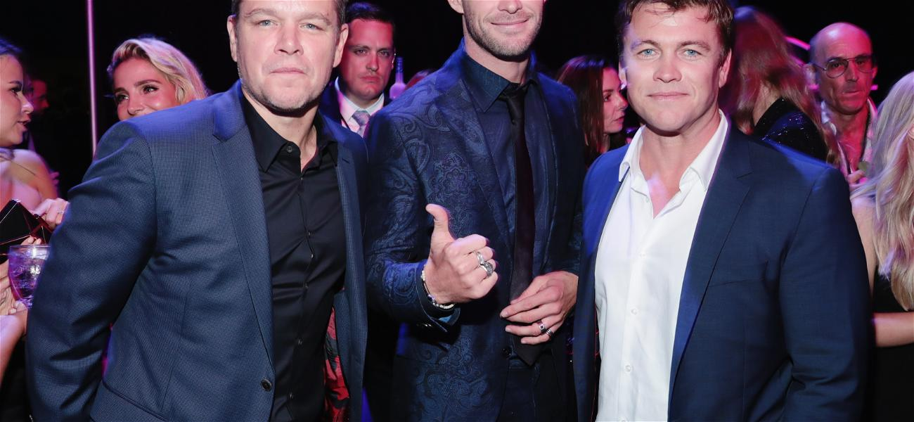 The Other Hemsworth Brother Is Not Far Off From His Famous Family