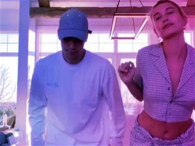 Hailey Baldwin's SMOKING HOT TikTok Video While In Self-Isolation With Justin Bieber