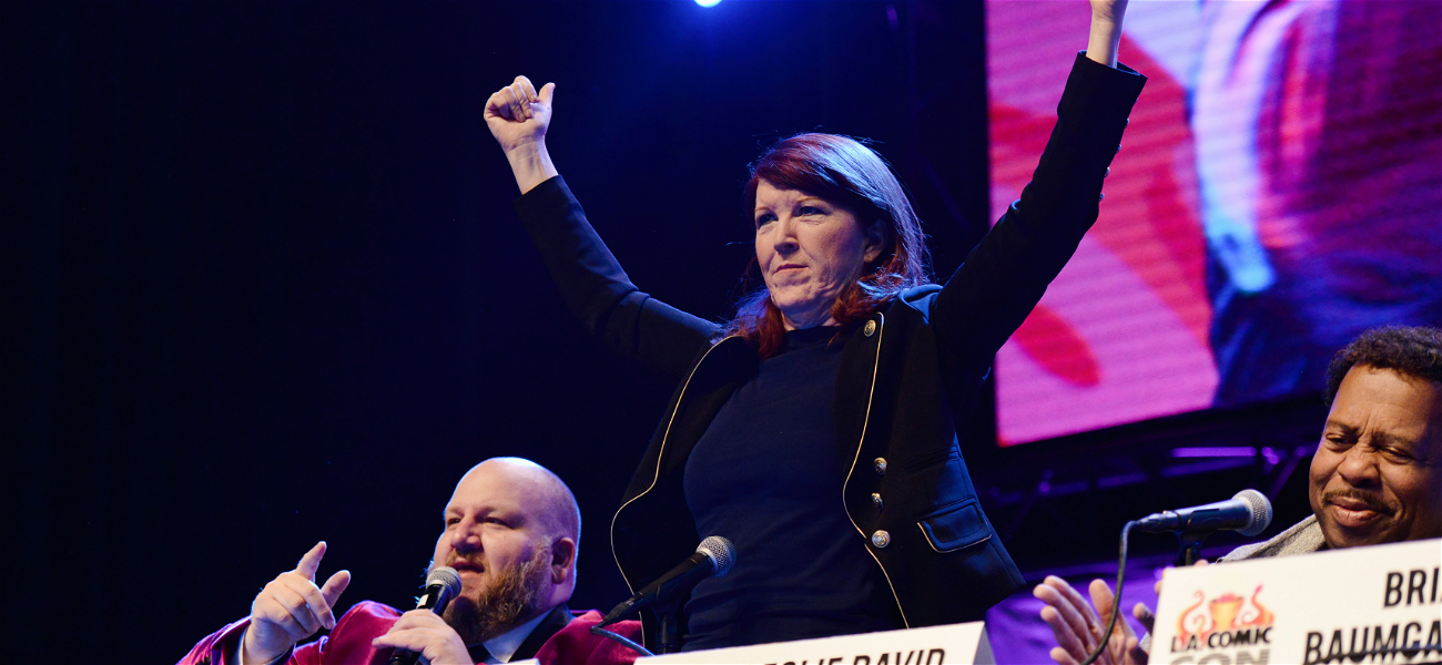 Kate Flannery Revealed a Big Secret to This Scene from 'The Office'