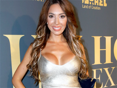 Farrah Abraham Shows Off Her Jugs, 73% Say They've Seen Better