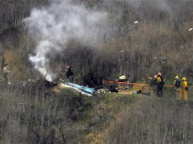 Kobe Bryant Crash: No Black Box Found Inside Helicopter Wreckage