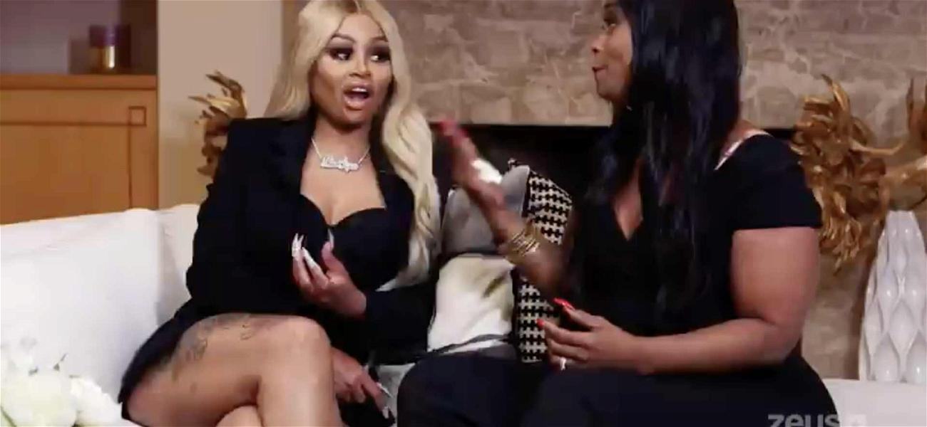 Blac Chyna Storms Out of Therapy Session With Mom in Explosive Reality Show Fight