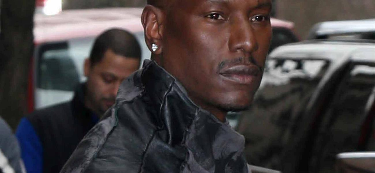 Tyrese Ordered to Remove Daughter from Social Media