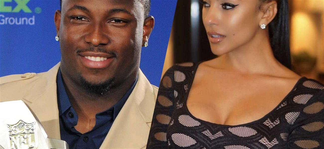 LeSean McCoy Told Cops He Was Worried Ex-GF Would Hurt NFL Career With Abuse Allegations