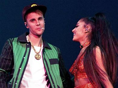 Ariana Grande Lashes Out at Justin Bieber Coachella Critics: 'We Decided to Do This Ten Minutes Before'