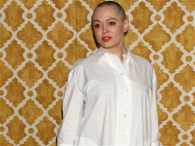 Rose McGowan Warrant Over 'Bags of Cocaine' Left on Plane