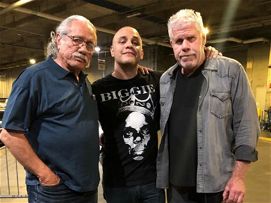 'Sons Of Anarchy' And 'Mayans M.C.' Worlds Collided When 'Clay' And 'Felipe' Hung Out