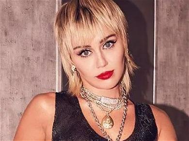 Miley CyrusExposed In Steamy Britney Shower Rub