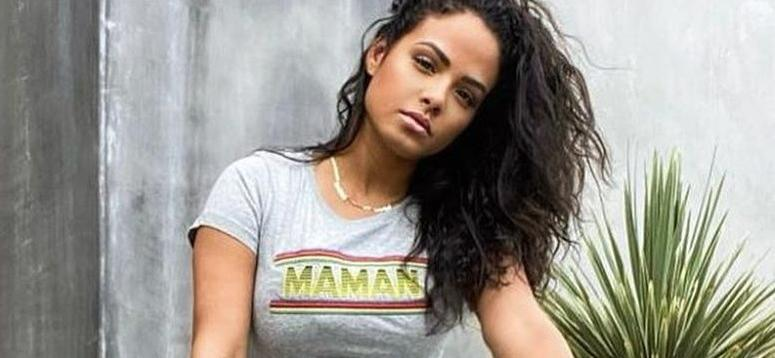 Christina Milian Stuns In Buttercup-Yellow Lingerie & Instagram Can't Believe She Just Gave Birth
