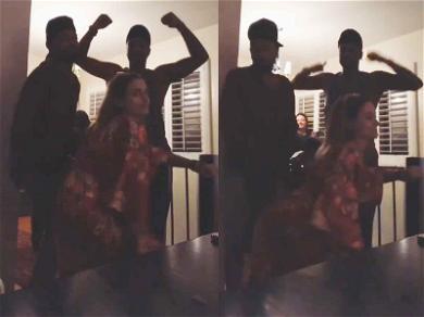Paris Jackson Celebrates Life After Grandpa Joe's Death With Groovy Dance Moves