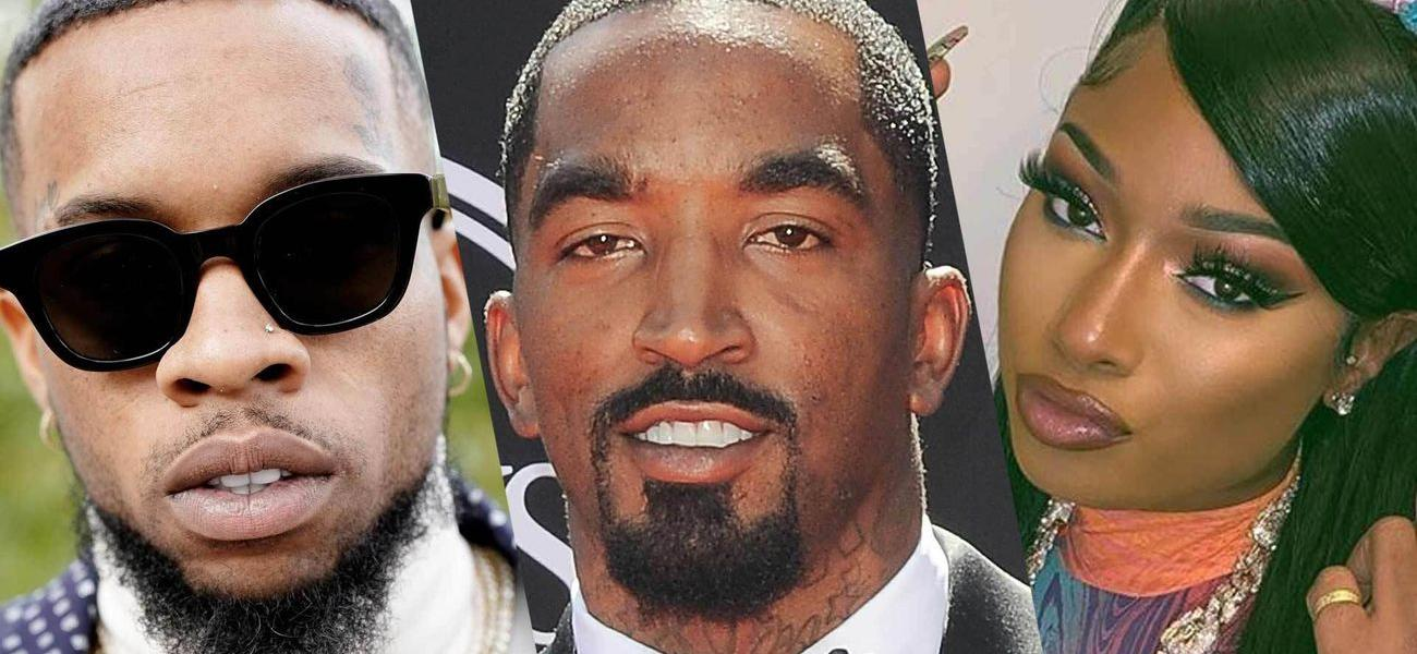 JR Smith Fires Back At Tory Lanez Diss Over Megan Thee Stallion Defense