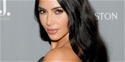 Kim Kardashian Gets Red Hot Hair Change With Fiery Video On Twitter
