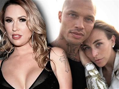 Jeremy Meeks' Ex-Wife Throws Shade During Rumored Split with Chloe Green