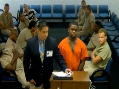XXXTentacion Murder Suspect Silent in Court, Held Without Bail