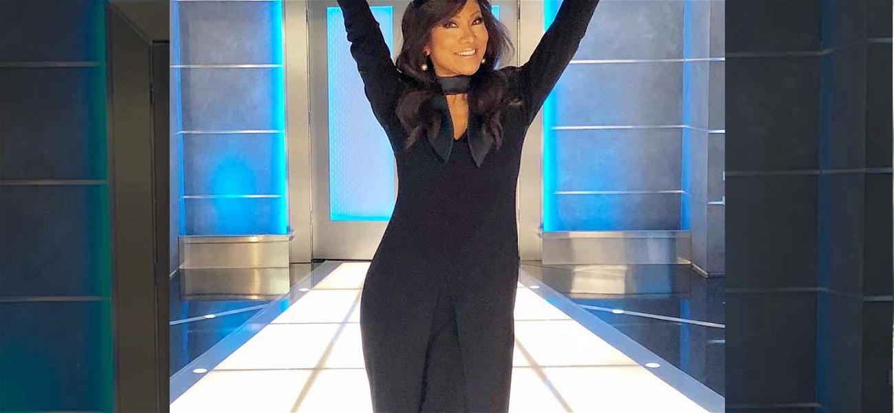 Julie Chen Makes a Grand Return to 'Big Brother' After Les Moonves is Ousted