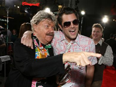 'Jackass' Star Comedian Rip Taylor, Dead At The Age Of 84