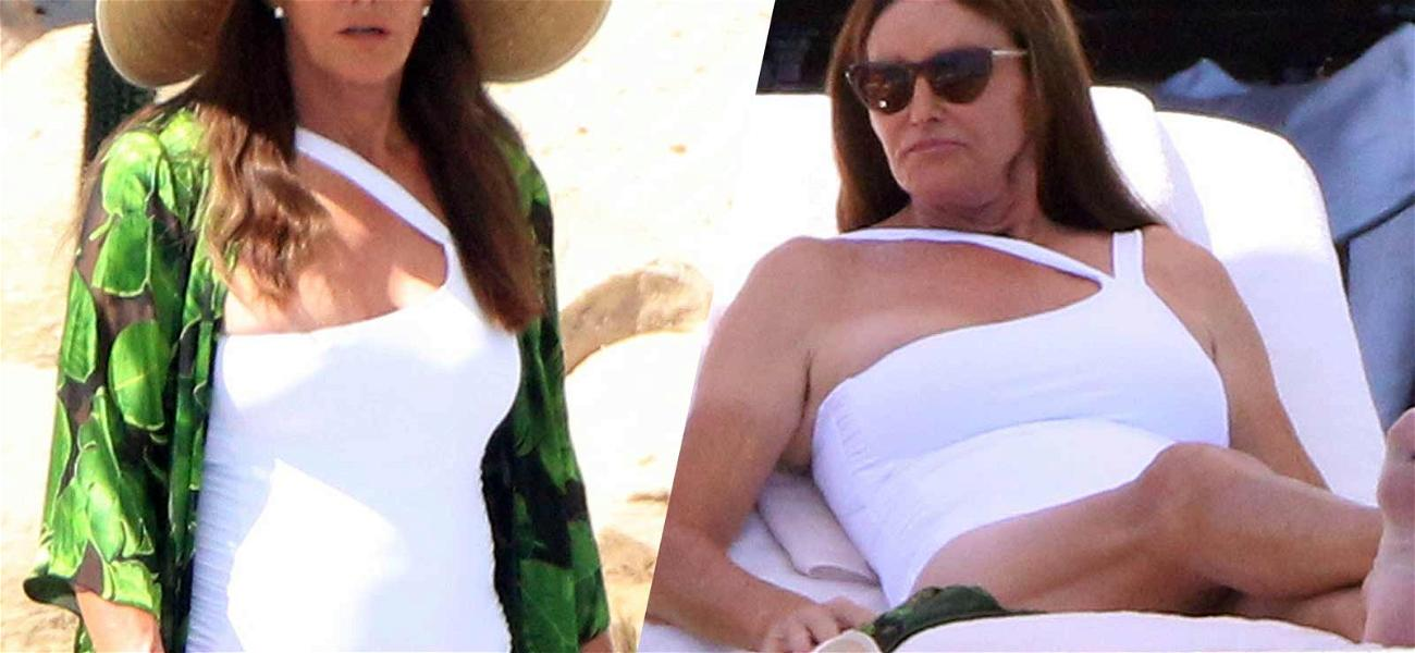 Caitlyn Jenner Went South of the Border for the Big 6-9