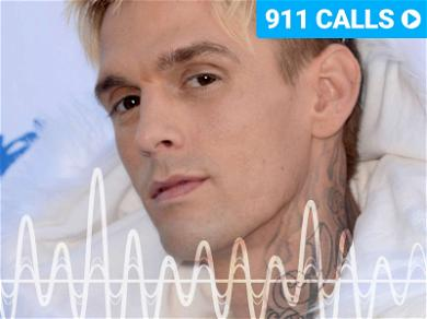Aaron Carter: 'He's Inhaling Computer Duster' Says Friend in 911 Call (AUDIO)
