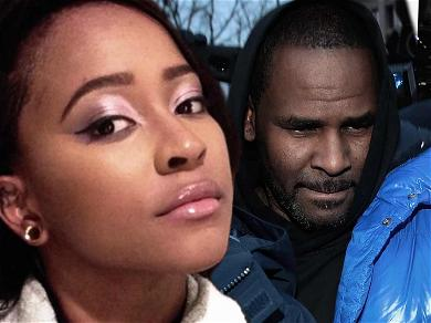 R. Kelly's Ex-Girlfriend Claims Singer Beat Her With Extension Cord