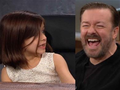 Ricky Gervais Is Gonna Pony Up Thousands in 'Child Support' Just for Fun
