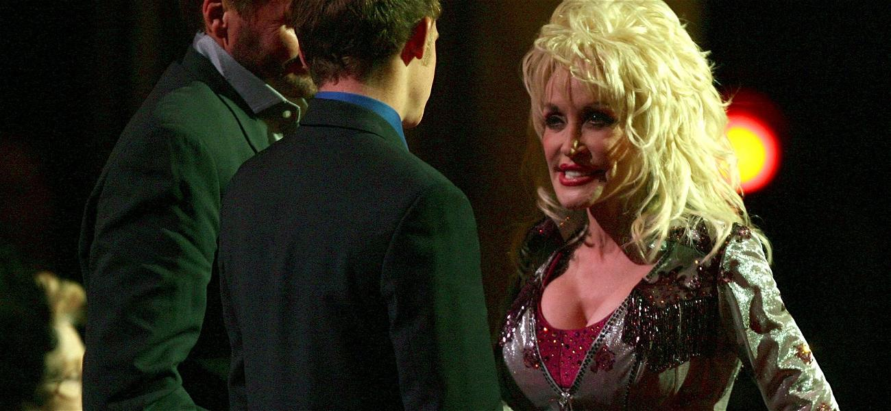 Dolly Parton's Husband Seen Out Publicly For the First Time In 40 YEARS!