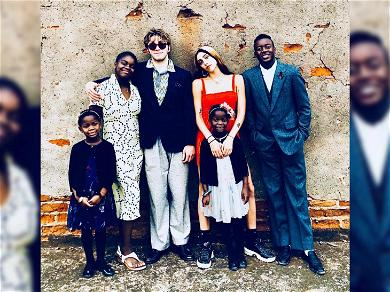 Madonna Shares Photo of All Her Children During Thanksgiving in Malawi