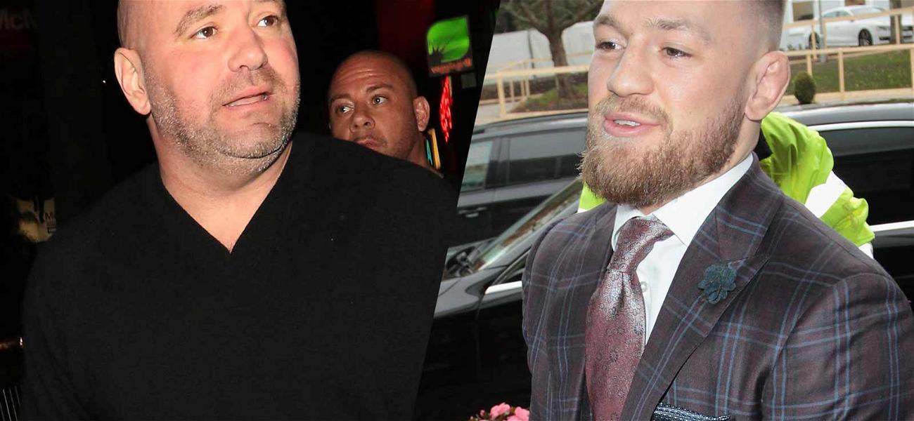 Dana White Beefs Up Security for Conor McGregor UFC Presser