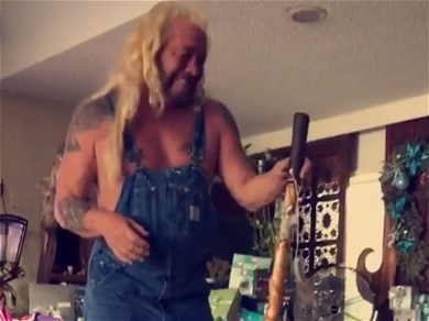 Duane 'Dog The Bounty Hunter' Chapman's Daughter Shares Video Of Him Dancing Shirtless On Father's Day!!