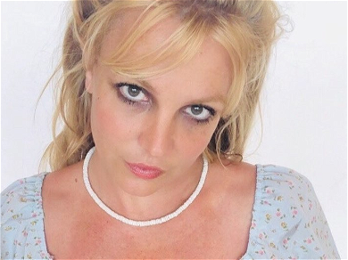 Britney Spears Pulls Down Shirt Flaunting MAJOR Skin In 'Girl Next Door' Thirst Trap!