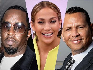 Diddy Falls Into Jennifer Lopez's Thirst Trap While A-Rod Makes it Clear He's #1
