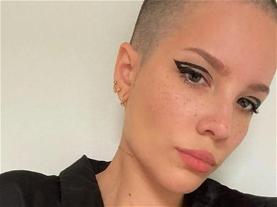 Halsey Reposts Fans Using Her New Makeup Brand On Instagram!