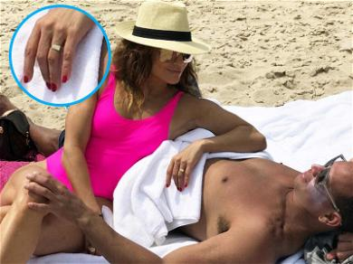 JLo Rings In 4th of July with A-Rod, But No Engagement Went Down