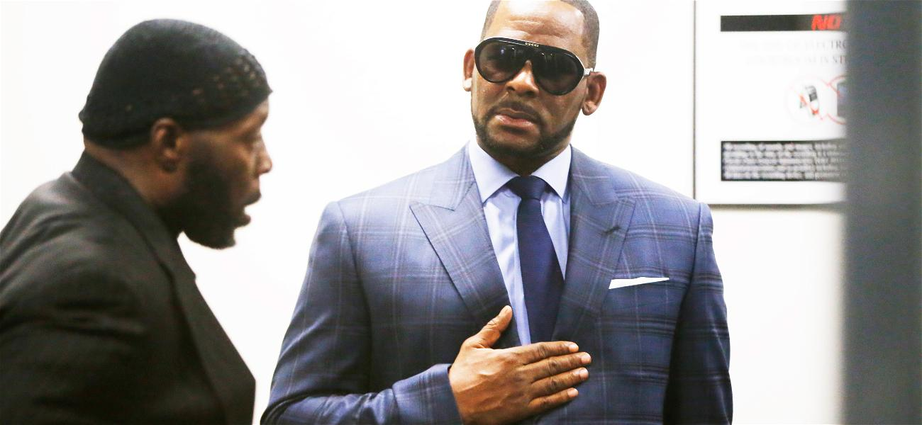 Arrest Warrant Issued For R. Kelly After He Misses Sex-Crime Hearing, Cause He's In JAIL!