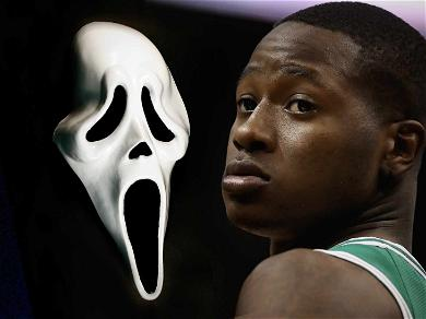 NBA Star Terry Rozier Sued By Costume Company for Making Killing Off 'Scream' Ghost Face Mask