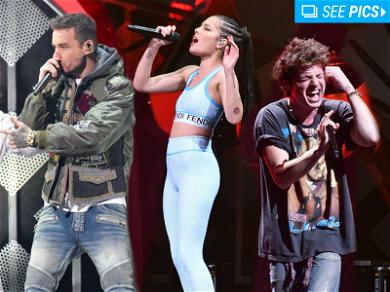Taylor Swift, Khalid, Halsey Jingling Their Way 'Round the Country