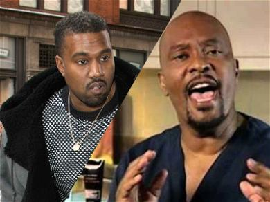 Kanye West's Mom's Doctor Responds to Album Cover Photo Idea With a Very Kanye-like Answer