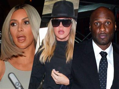 Kim Kardashian Outshades Lamar Odom with Savage Brothel Tweet