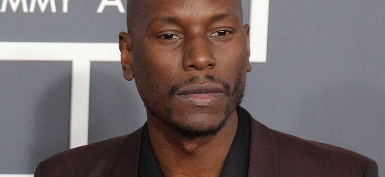 Tyrese Now His Own Attorney In Trial Over Daughter