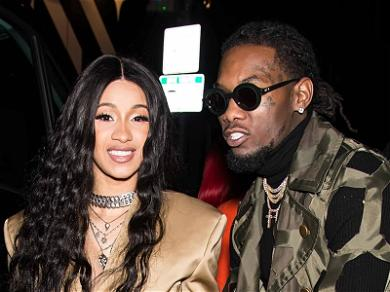 Cardi B and Offset Accused of Ducking Alleged Assault Victim's Lawsuit