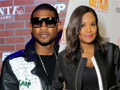 Usher's Ex-Wife Files to Move Child Custody Case to California