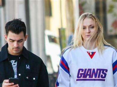 Sophie Turner's Date NightOutfit Is The Epitome Of Comfy