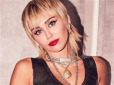 Miley Cyrus Suffers Injury In Late-Night Bath