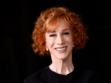 Here's What Kathy Griffin Says About Trump's Impeachment