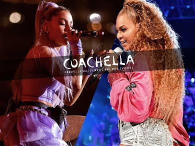Ariana Grande Got Paid the EXACT Same Amount for Coachella as Beyoncé Did