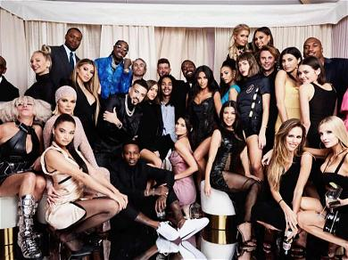 Rob Kardashian Didn't Go to Kourtney Kardashian's 40th Birthday Party