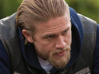 Check Out 'Sons Of Anarchy' Star Charlie Hunnam's New Look On The Set Of 'Waldo'