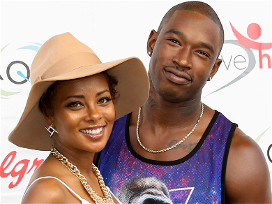 'RHOA' Star Eva Marcille's Ex Kevin McCall Writes Cryptic Message To Chris Brown, Friends Concerned